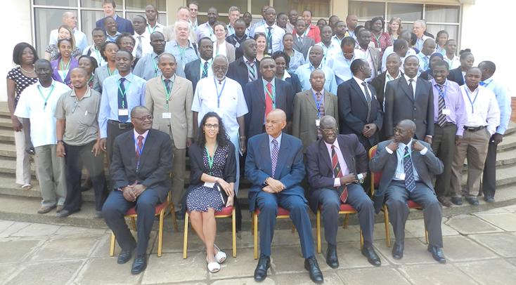 THRiVE AGM 2013 - Makerere University - Uganda