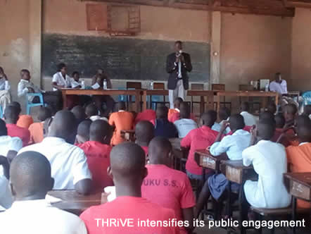 THRiVE Public Engagement